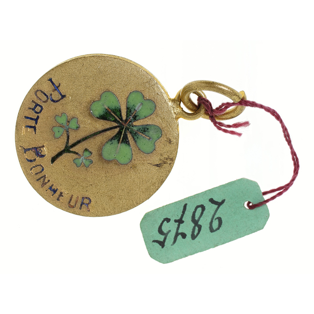 Small Blessings Four Leaf Clover France