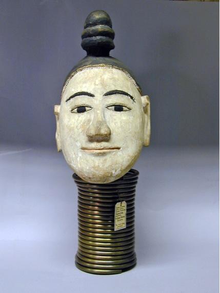 Waxing Neck Hair: Pitt Rivers Museum Body Arts