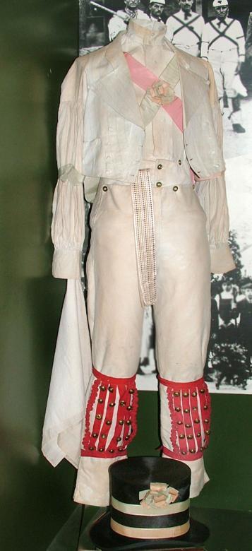 0ff8cc46030d3 1895.46.1 Morris dancer's costume